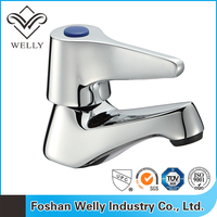 Bathroom Faucet British Style Wash Hand Basin Mixer Tap