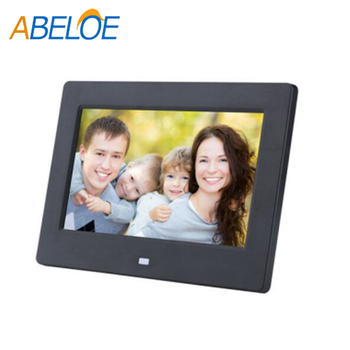 "Bulk Sale Poe Power Supply 7 "" Digital Photo Frame"