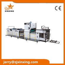 ZFM-1080B Automatic Laminating Machine for water base and thermal flim with Chain Knife