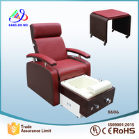 beauty equipment manicure and pedicure salon furniture spa pedicure chair and nail supply (KM-8606)