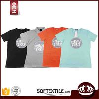 OEM factoty price classic exquisite ladies t shirt with pocket