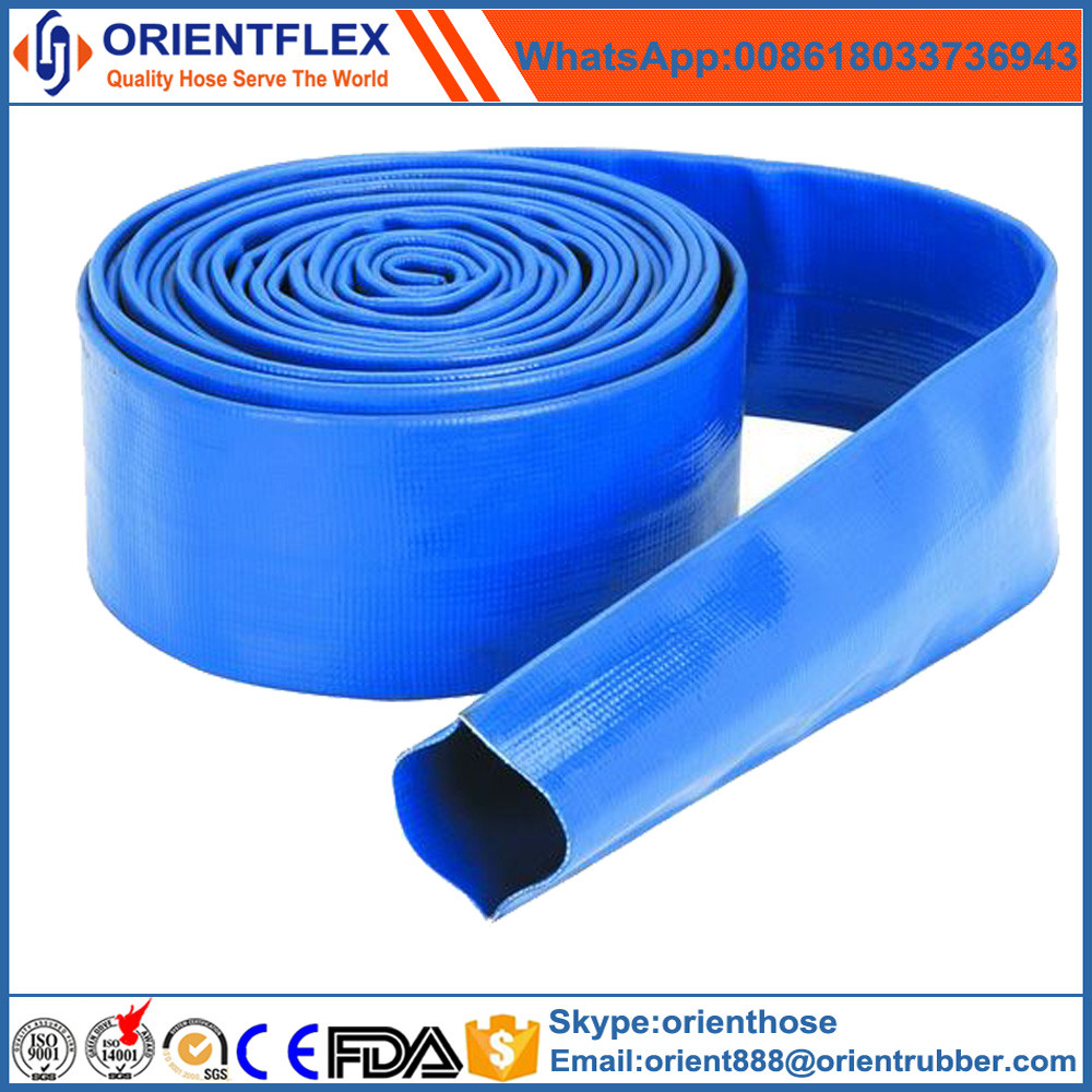 Best quality flexible large diameter water hose