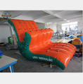 Giant Inflatable Totter Inflatable Water Revolution For Sale