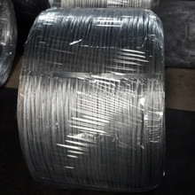 AnPing Uniformity zinc coated hot dipped galvanized iron wire