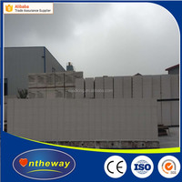 High Quality Precast Autoclaved Aerated Lightweight Cellular Concrete AAC Block With German Ytong