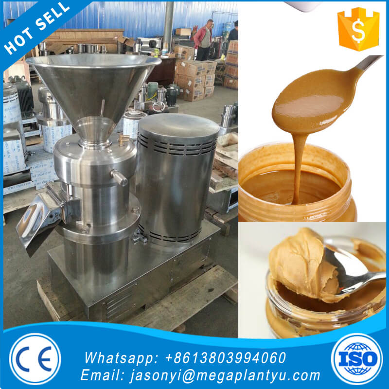 peanut butter making machine/colloid mill/industrial nut grinder