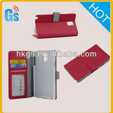 For Samsung Galaxy Note 3 N9000 Note III N9005 /N9002 Leather Purses And Handbags Designer