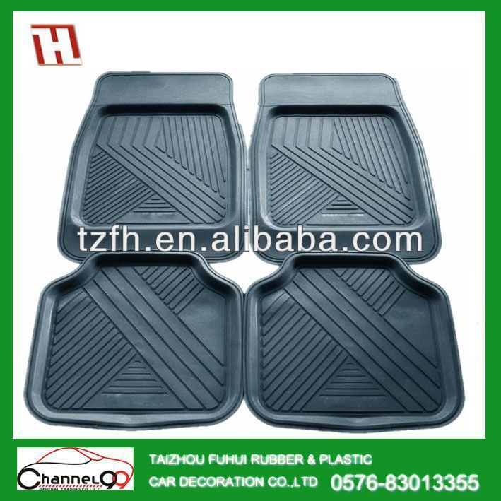 FH-021 5.5kg PVC kia k3 accessories,pvc floor mat