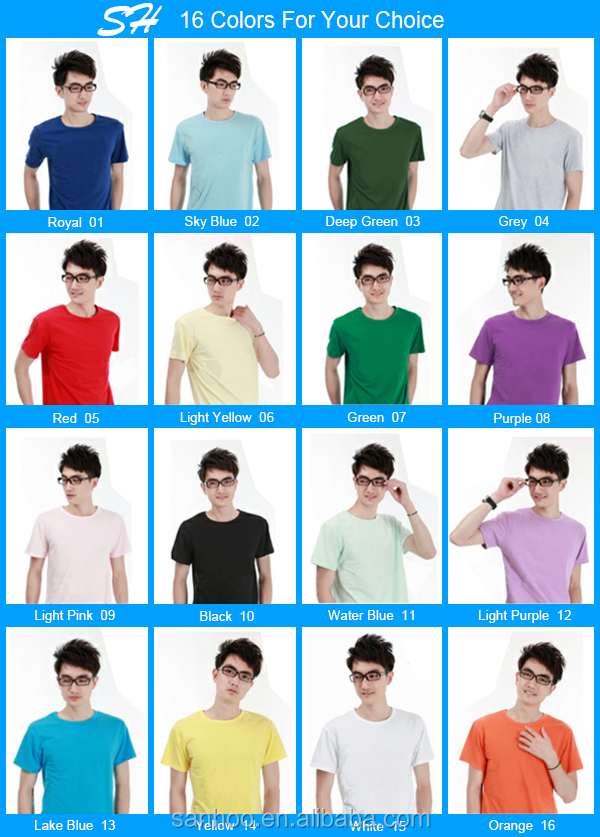 Men Gym Tight Fitted Stretch T shirt Cotton TShirt Round Neck High Quality Fitted Tshirts Cheap From China