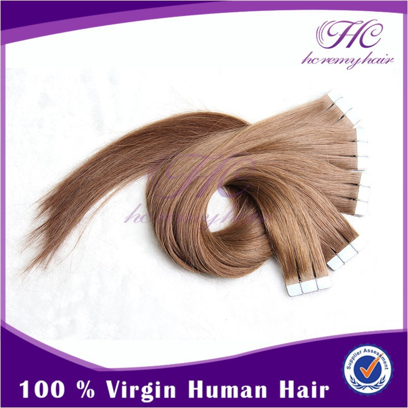 New technological product in China double tape hair extension bangkok hair