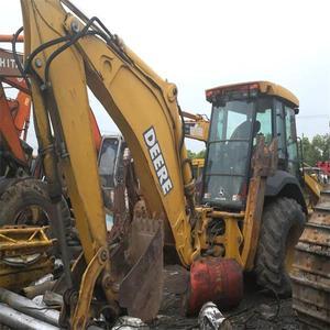 very good condition used backhoe loader John Deere 710G for sale