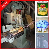 hot sale can seamer/automatic can seamer/canning machines for sale