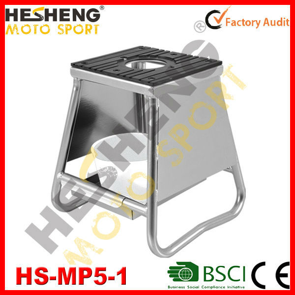heSheng the Most Popular Sport Bike Jack Stand MP5-1 Manufacturer with CE approved