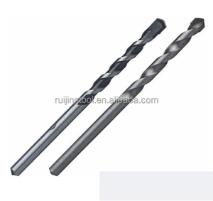 Solid Carbide Metal drilling twist drill bit hot selling china wholesale hammer drill