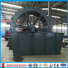 GX2000 wheel sand washer machine price for river sand washing plant