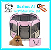 600D Oxford Portable Pet Puppy Soft Tent Large Dog Cage for Sale