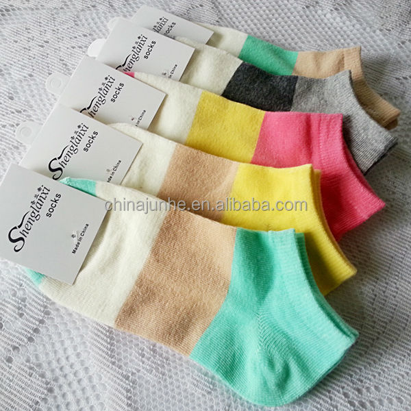 2014 High Quality Wholesale New Fashion Women Ankle Sock