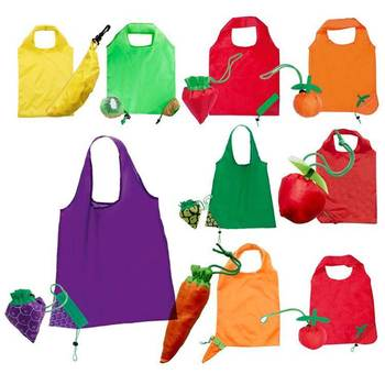 China factory wholesale fruit shape shopping bag for grocery