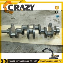 Diesel engine 4JA1 crankshaft 8944552401 ,excavator spare parts,4JA1 engine parts