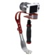 Sunrise Handheld Mini Mobile Phone DSLR Camera Stabilizer With Anti-Slip Handle Grip