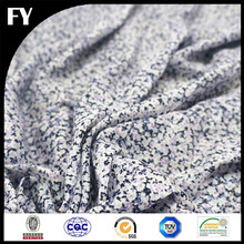 2017 Factory direct custom high quality digital polyester polypropylene blend fabric