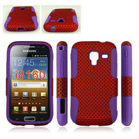 for Samsung galaxy ace 2 I8160 pc silicone cell phone cases