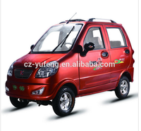2015 hot selling Automobile,Cheap Electric Car,Electric Vehicle by Yufeng Made in China