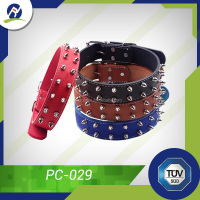 Cool PU Pet Collars/Leashes