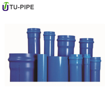 high pressure melecular oriented pvc drain pipe fittings for sewer system
