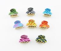 Buy Simple Blue Bow Tie Charm Design Alloy Hair clip hair claw in ...