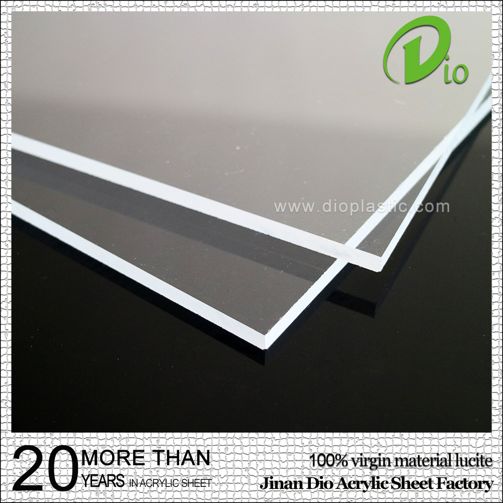 wholesale lucite 24x12 extrude clear acrylic and polycarbonate sheet