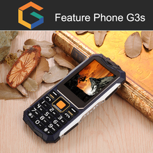 "cheapest branded mobile phone chinese brand mobile phone G3S low end cheapest 2.4"" elderly people use"