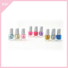 high quanlity private label nail polish fashion frut polymer clay nail art