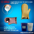 liquid silicone for rubber glove silicone insulated gloves