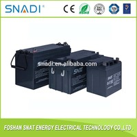 Deep Cycle 12v 100Ah 250Ah 300Ah Lead Acid Battery for solar power panel system