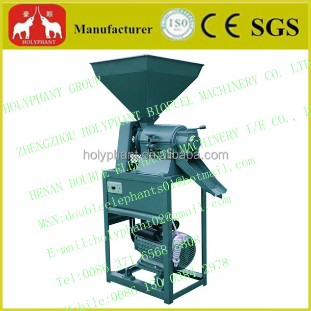 Hot sale high efficiency mini rice mill in Africa