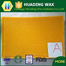 China top quality yellow proclaim beeswax