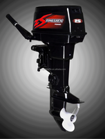 Zongshen 25HP outboard motor for boat parts
