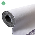 Waterproof eco friendly non slip machine washable healthy yoga mat