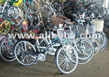 Japanese Used City bicycles for ladies (Mamachari - Super A grade 26 inch) Nippon bike