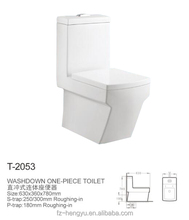 Factory Sale Western Durable Sanitary Ware School Toilet Prices