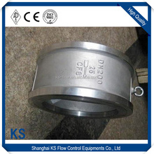 Rubber Seat Vulcanized to Body air check valve