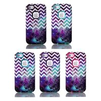 Starry Sky and Anchor Pattern Wholesale Cheap Umku Phone case for Apple iphone5c , PC+TPU Back Case for Apple iphone 5c