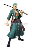 custom make zoro action figure toy one piece