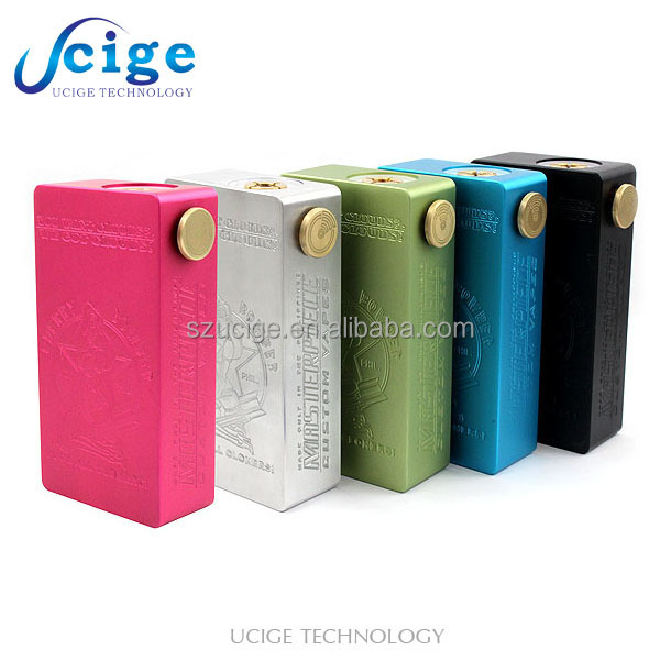 Best selling e-cigarette vape mod cherry bomber box mod in stock