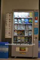 Cheap price/Simple structure /Easy using Book Vending Machine LV-205CN-610