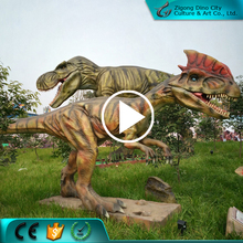 Life Size Dinosaur Playground Equipment for Sale