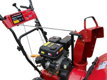 2015 hot sale snowblower, sweeper snow,snow throwers