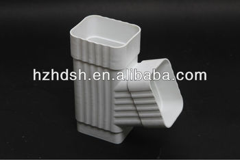 HOT! PVC Gutter and fittings