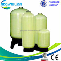 Factory price RO system water plastic FRP tank